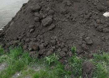 Чернозем, растительный грунт, глина, суглинок в Самаре и Самарской области.