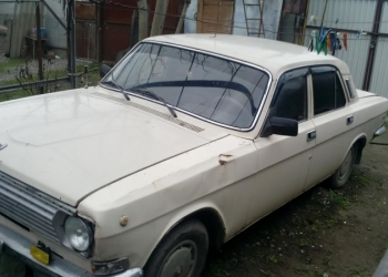 ГАЗ 24 Волга, 1986