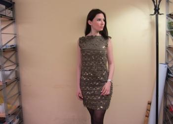 Продам коктейльное платье