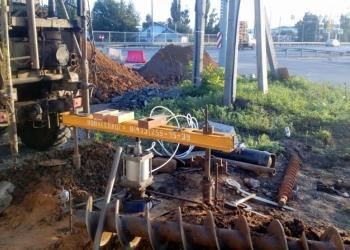 Инженерно-геологические изыскания, буровые работы,изыскания для строительства