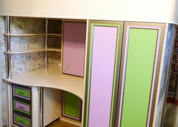 Детский мебельный комплекс
