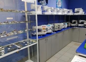 Промышленное швейное оборудование