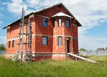 Дом 210 кв.м в дер.Еремино Щелковского района 57 км от МКАД