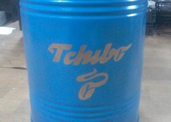 """Бочка дизайнерская 100 л железная """" Tchibo"""""""