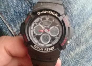 Новые часы G-shock