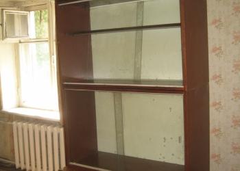 Шкаф-сервант витринный из 4-х секций с антресолью
