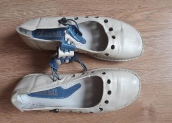 Туфли кожаные б/у.