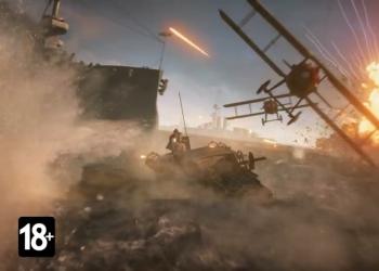 Аккаунты игр Battlefield 1 и Battlefield 4
