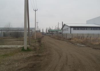80 сот. в пром зоне,пром назначения,п Яблоновский.
