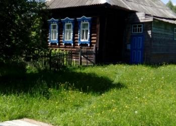 Продается хороший добротный дом в живописном уголке Нижегородского края!