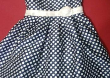 Платье для девочки Topo in Fashion