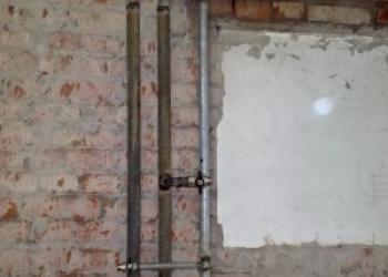 Замена труб канализационных