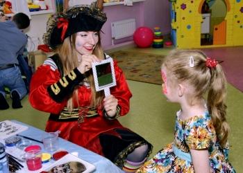 Проведение дня рождения и других праздников в детской игровой комнате
