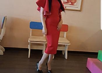 Платье непреон