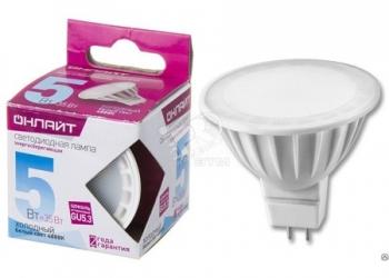 Светодиодная лампа штырьковая 5W