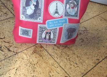 новая сумка Барбара руль