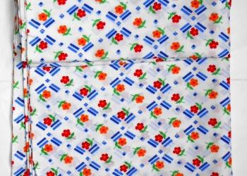 Отрезы тканей на платья, блузки и т.д.