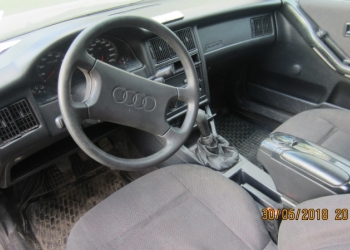 Audi 80, 1991 PM 1.8 моновпрыск мотроник