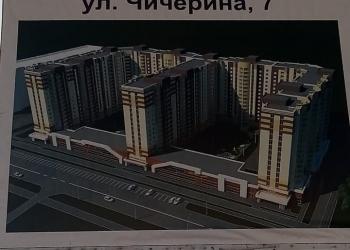 1-к квартира, 39 м6, 4/16 эт.