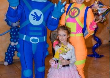 Акция на шоу программы и детские праздники
