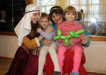 Организация детских и семейных праздников. Анимация, мастер-классы