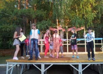 Детский английский лагерь EasyEnglish