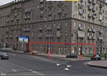 Сдается площадь 515,6 м2: 1 этаж – 281,3 м2, подвал - 234,3 м2.