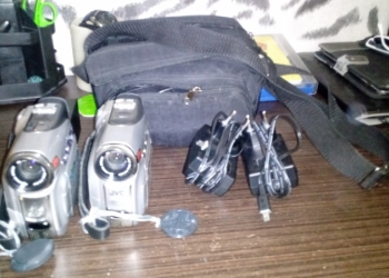 Фотокамеры JVC