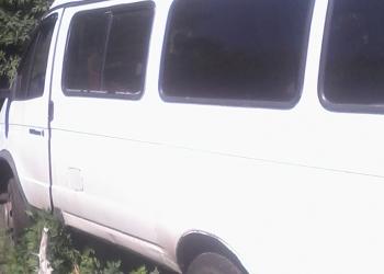 ГАЗ ГАЗель 2705, 2001