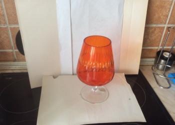Рюмка-ваза декоративная