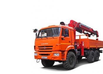 Буровая крановая установка Dintek LS2056
