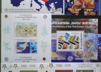 Блоки EUROPA CEPT