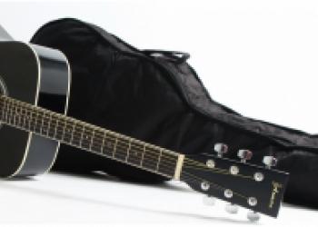 Гитара акустическая 6-струнная Flight + чехол