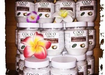 Кокосовое масло холодного отжима