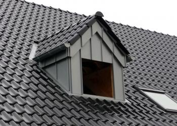 Крыша из металлочерепицы для дома, коттеджа, дачи в Пензе