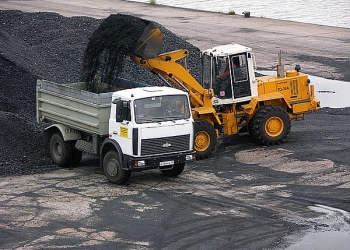 Доставка сыпучих грузов.
