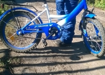 """Продам хороший велосипед 16"""""""