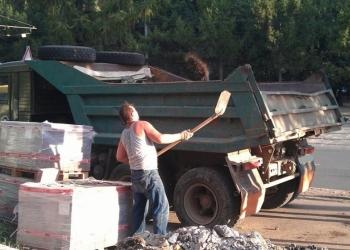 Вывоз мусора. Волгоград.