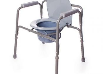Стул-туалет для пожилых и инвалидов