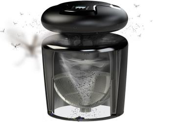 «AERO» — самая эффективная система уничтожения комаров