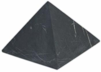 Пирамида из шунгита 10 см