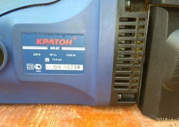 Электропила Кратон ECS-02