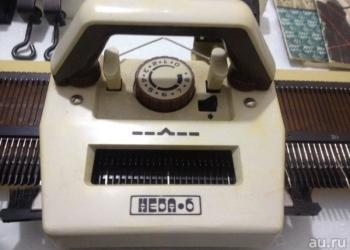 Вязальная ручная машина Нева-6