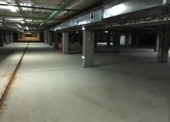 машиноместо в подземной парковке в собственности