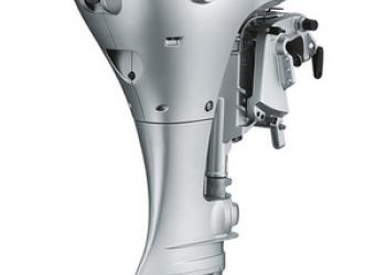 Лодочный мотор Honda BF15D SHU