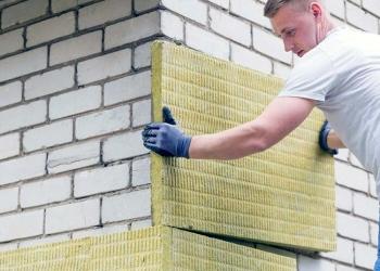 Фасадные работы - утепление, штукатурка, сайдинг в Пензе