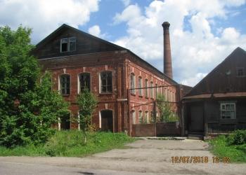 Продается  здание с земельным участком  пром.назначения