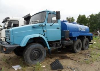 Продаётся ЗИЛ 433422 – водовозка