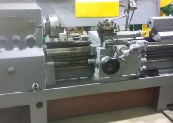 Продается станок токарный модель 16К20,1К62 1989г.