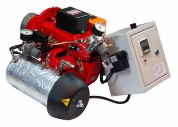 Горелка для котла на отработанном масле - AL-4V (15-45 кВт)